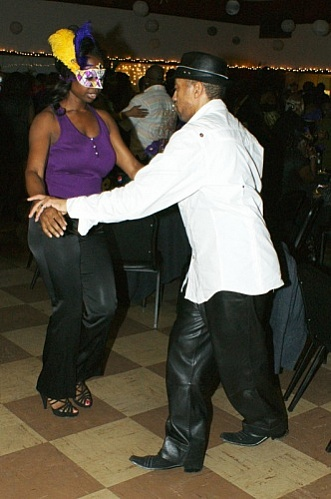4th Annual Mardi Gras Steppers Explosion