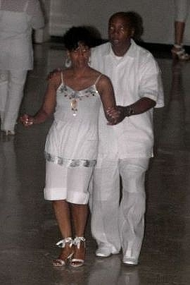 United We Step, White Party