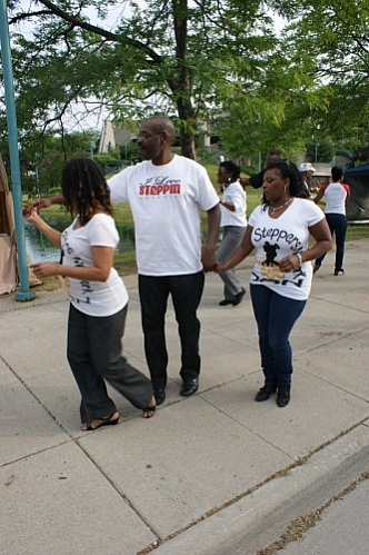 Detroit Steppers Network Project 300 (Chene Park)