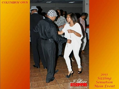 Columbus' Own, 3rd Annual Sizzling Sensation Steppers Set